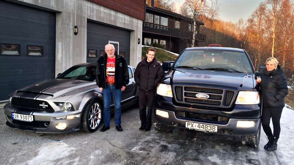Ford f serie norge